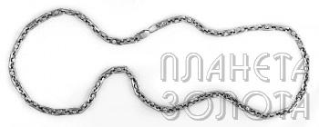 Серебряная цепочка Королевская - C12.58