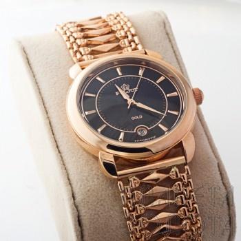 Купить золотые часы мужские Ника с золотым браслетом в Старой