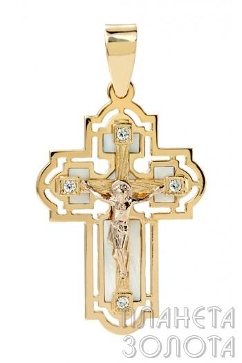 Описание золотые кресты и ладанки