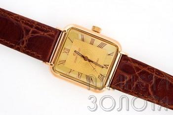 Золотые часы Continent арт.20 | Часы женские