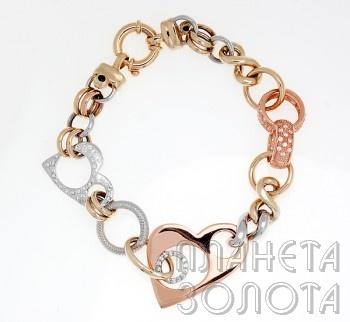 Всё о наручных часах: браслеты из золота женские фото