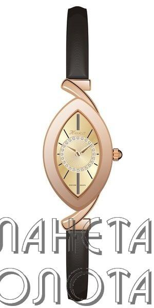 Золотые женские часы Ника престиж в Королёве. Рейтинг часов