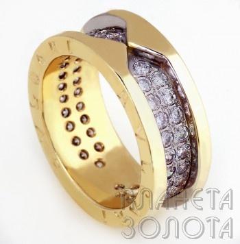 Обручальное кольцо bvlgari wr10