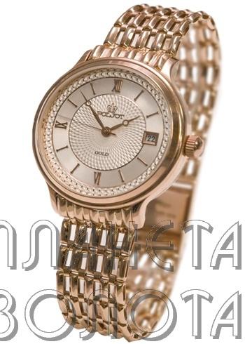 Золотые часы Полет | Купить наручные мужские