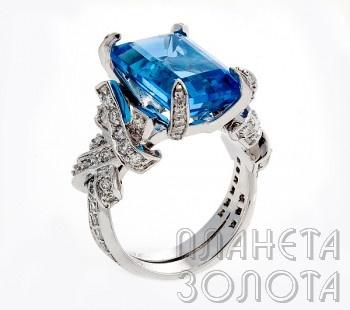 Фото колец с бриллиантами